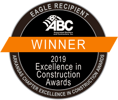 Abc Eic Eagle Award Logo 2019 Northwest Fire Protection Automatic Fire Sprinklers Commercial Fire Sprinklers Arkansas Oklahoma Texas Louisiana